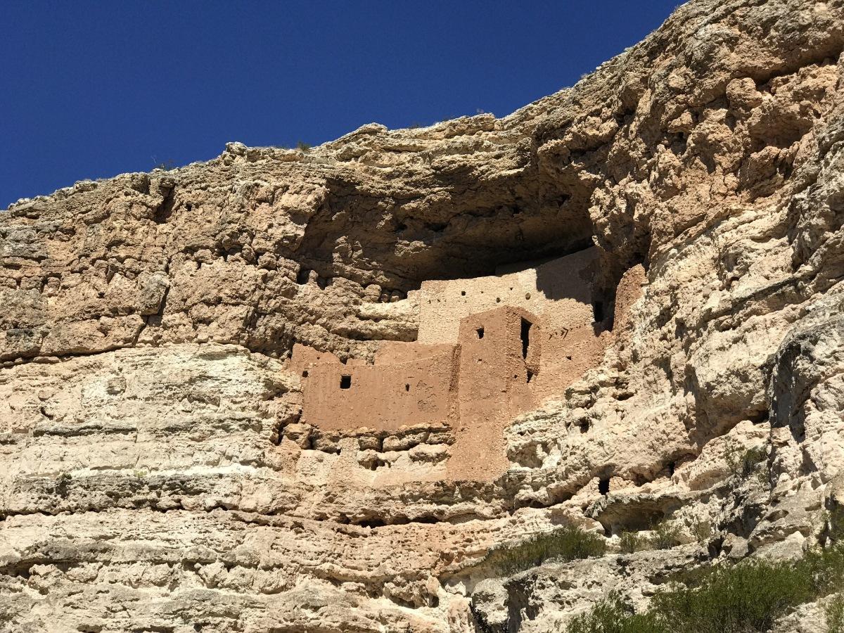 Phoenix and Montezuma's Castle